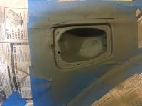 Failed Fuel Door Repaint