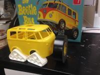 vw bus model build