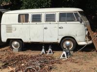 Moving '67 Westfalia tintop