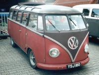 1952 microbus deluxe