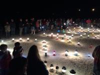"BBB 2018 lantern homage to Randee ""Randar"""