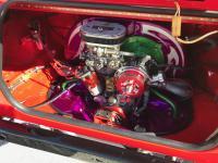 Gorgeous engine
