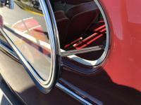 Custom window latch