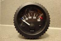 VDO Cockpit Nightdesign 50~150 degC oil-temperature gauge