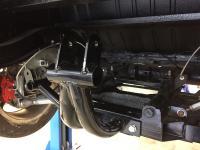 Tesla 'small' drivetrain fabrication