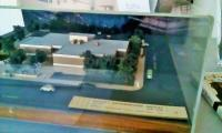 Architectural Model 60's with VWs