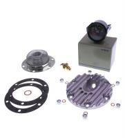 VW Type 1 style engine, CSP sump plate for oil temperature