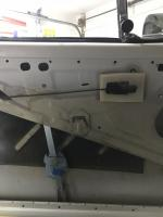 Inside door panel 71 super