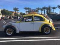 1974 Super Beetle Fender Flares
