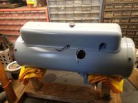Early Eberspacher BN4 Bay Window Gas Heater Rebuild