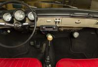 1500S Notchback with Retrosound radio