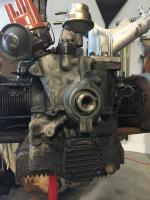 Engine tear down