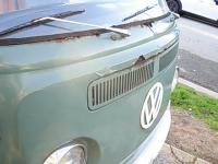 1968 Westfalia Velvet Green