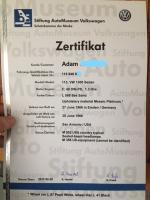 1966 deluxe birth certificate seasand