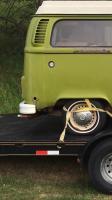 1977 Sage Green VW Westfalia Campmobile Project