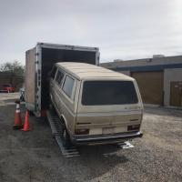 1986 VW Syncro 4WD Van