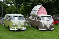 VW Split Screen Camper, Bo'ness, Scotland