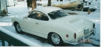 1968 Karmann Ghia