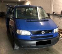 EuroVan in Ireland. Daily driver camper conversion.