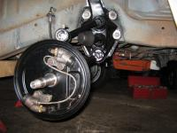1960 front brakes