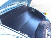 trunk liner fabrication project