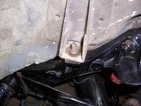 Rear Guide Pin