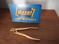 hazet sign and 760 pliers