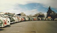 Buses on the blue ridge 1998
