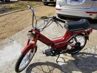 Puch use when Camping with the Westfalia