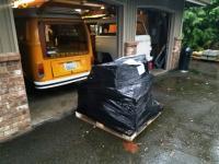 Klepper Tent Delivery!