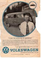 1958 Kombi Advertisement