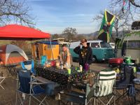 Deutschlanders Central Valley Winter Campout