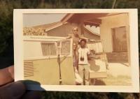 Vintage splitty photos