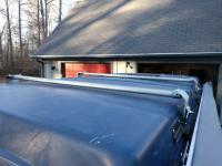 CVC roof rack