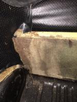 OG Rear carpet in luggage area