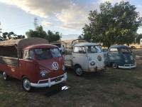 3 Trucks at El Prado