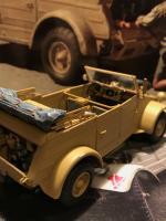 Hasegawa Kubelwagen DAK 1/24