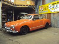 67 ghia drop job by Vintage Autohaus