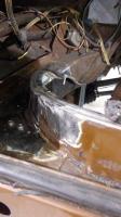 Bus sheetmetal repair