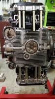 Type 4 engine rebuild photos