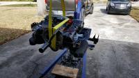 Type 4 engine install photos
