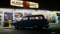 "72 Squareback ""Blue"" photography"
