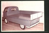 Wide Bed Single Cab
