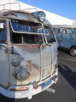Some campers, Westfalias and converted to camper Buses at OCTO October 21st, 2017