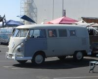 """""""The Toaster"""" our 1967 Westfalia at OCTO October 21st, 2017"""
