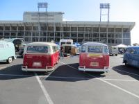 Some of the Deluxe Buses at OCTO October 21st, 2017