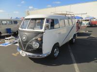 Some of the Kombi Buses at OCTO October 21st, 2017