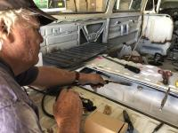 73 Bus Fuel Tank Restoration