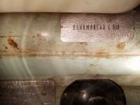 BAHAMABLAU L519 Label