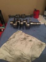 Buddy's engine build